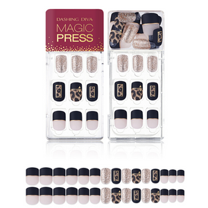DASHING DIVA Magic Press Mani Look At U MDR544 (GLAM MOVE)