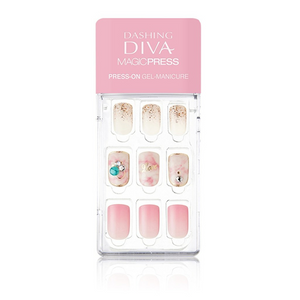 Dashing Diva Magic Press Mani Chiffon Dress MDR278