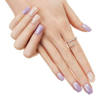 Load image into Gallery viewer, Dashing Diva Magic Press Mani Dewy Violet MDR139