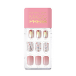 Load image into Gallery viewer, DASHING DIVA Magic Press Mani Petal Shine MDR601 (SOFT SHINE)