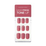 Load image into Gallery viewer, DASHING DIVA Magic Press Tone Up Mani Antique Rose MDR511