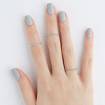 Load image into Gallery viewer, DASHING DIVA Magic Press Tone Up Mani Cloud Grey MDR469