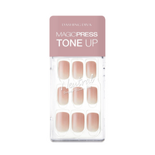 Load image into Gallery viewer, DASHING DIVA Magic Press Tone Up Mani Honey Beige MDR463