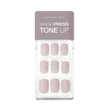 Load image into Gallery viewer, Dashing Diva Magic Press Tone Up Mani Porcelain MDR468