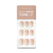 Load image into Gallery viewer, Dashing Diva Magic Press Tone Up Mani Radiant Sand MDR475