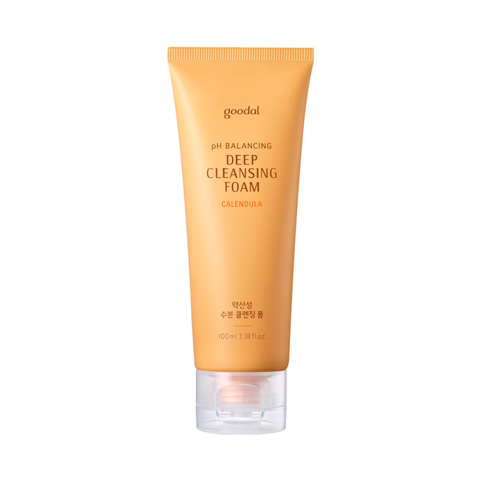 GOODAL Calendula pH Balancing Deep Cleansing Foam
