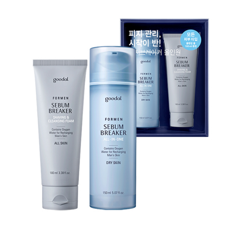 GOODAL Men Sebum Breaker All-in-One (Dry Skin) 19AD [EXP: 10/2022]