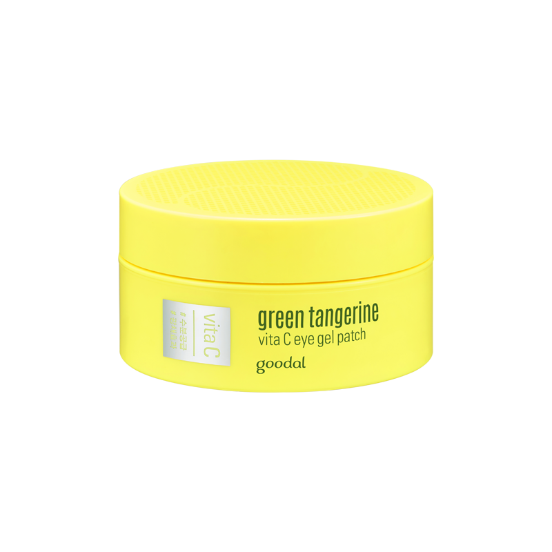 GOODAL Green Tangerine Vita C Eye Gel Patch [60 Sheets]