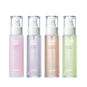 [BEST BUY] GOODAL Infused Mist [4 Types to Choose]