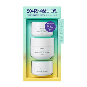 [CLEARANCE] GOODAL Camellia Moisture Barrier Cream Double Edition