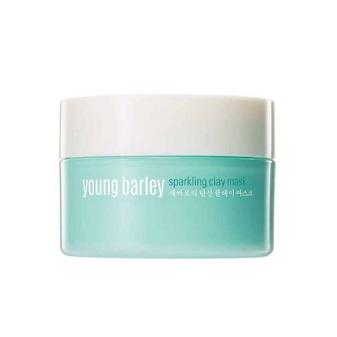 GOODAL Young Barley Sparkling Clay Mask