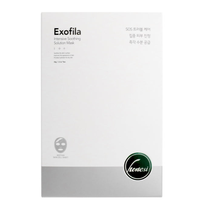 HONESI EXOFILA INTENSIVE SOOTHING SOLUTION MASK