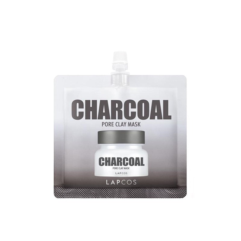 [CLEARANCE] LAPCOS Charcoal Clay Mask [EXP: 01/2022]