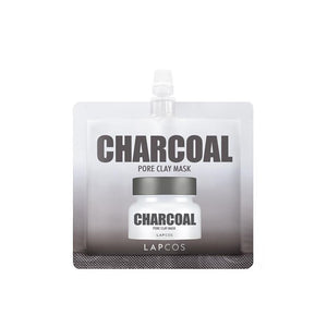 [BEST BUY] LAPCOS Charcoal Clay Mask
