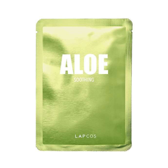 [BEST BUY] LAPCOS Daily Skin Mask Aloe/Soothing