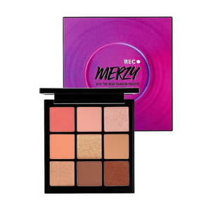 MERZY Bite The Beat Shadow Palette Pop In Mood [EXP: 04/2022]