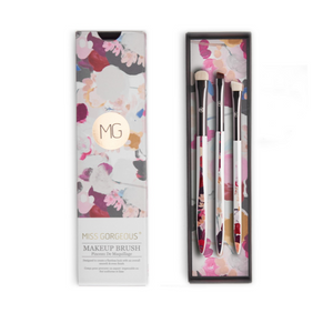 MISS GORGEOUS Eye Shadow Brush Set (3EA) Print
