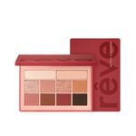 Load image into Gallery viewer, MOONSHOT Reve De Paris Eyeshadow Palette 9g [EXP: 03/2023]