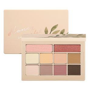 MOONSHOT Honey Coverlet Eyeshadow Palette