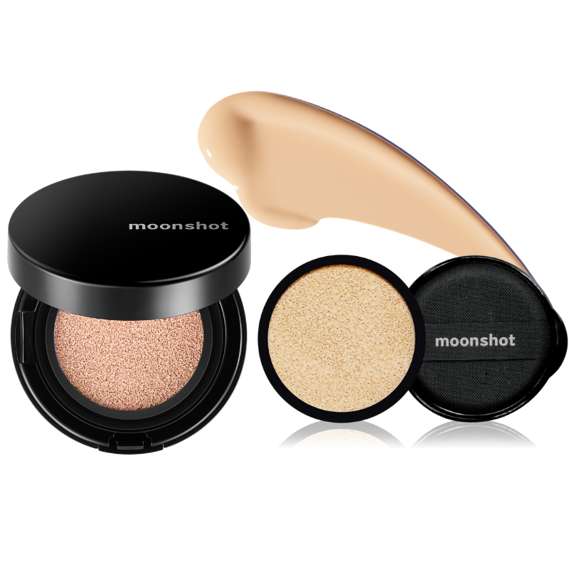 MOONSHOT Microfit Cushion Special Pack [2 Shades to Choose]