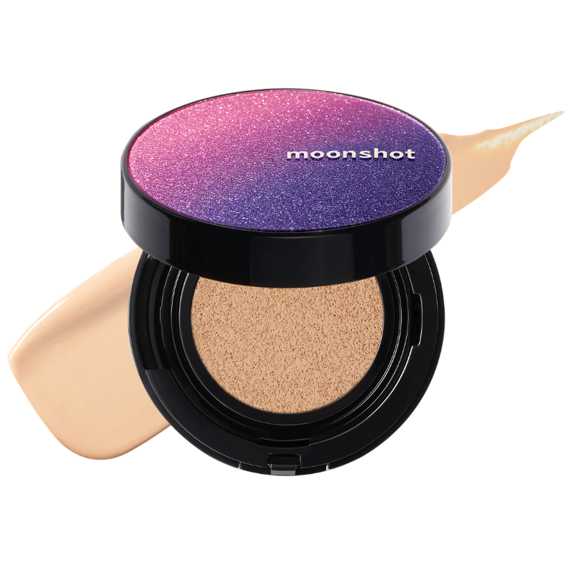 MOONSHOT Micro Correctfit Cushion SPF50+ PA+++ [3 Shades to Choose]