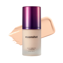 Load image into Gallery viewer, MOONSHOT Micro Correctfit Foundation SPF50+ PA+++ [EXP: 11/2022] [3 Shades to Choose]