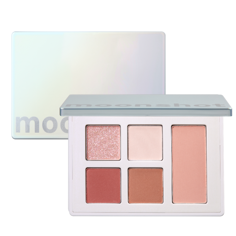 MOONSHOT Pure Layered Palette #Rosy Bloom [EXP: 02/2023]