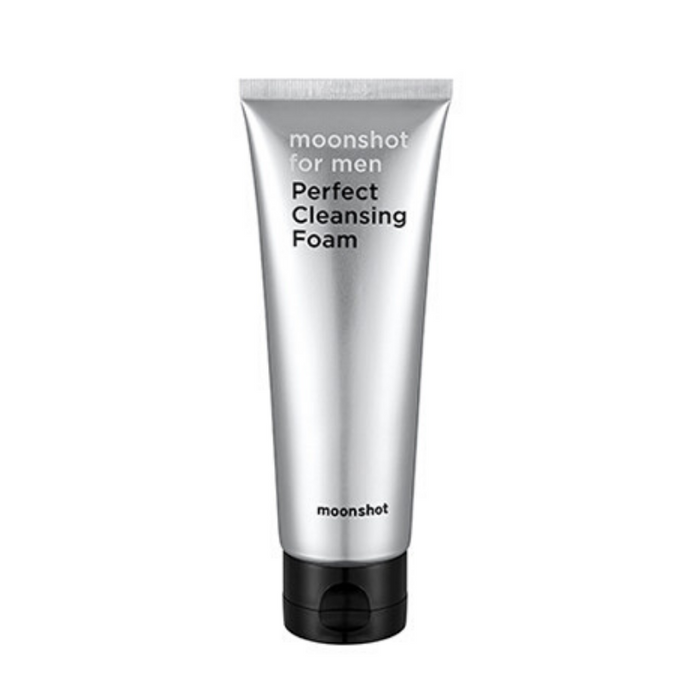MOONSHOT For Men Perfect Cleansing Foam 125ML