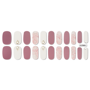 [BEST BUY] NELO Nail Palette N33 Rose Marble Latte