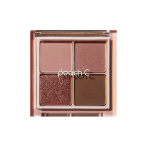 PEACH C Falling In Eyeshadow Palette 8G #03 Falling in Pink [EXP: 05/2022]