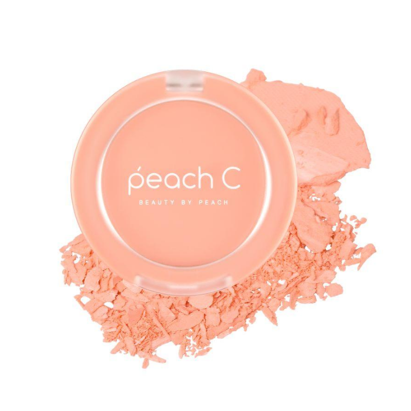 PEACH C Cotton Blusher 5G [6 Colors to Choose]