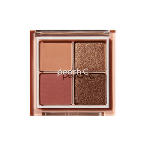 PEACH C Falling In Eyeshadow Palette 8G #02 Falling in Peach [EXP: 06/2022]