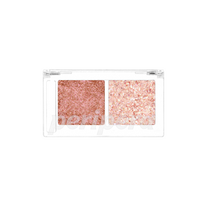 PERIPERA Duo Pocket Glitter Shadow #03 Salted Sugarplum  [EXP: 12/2023]