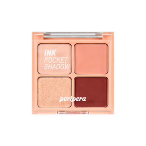 PERIPERA Ink Pocket Shadow Palette (AD) #01 My Little Red Bean [EXP: 05/2023]