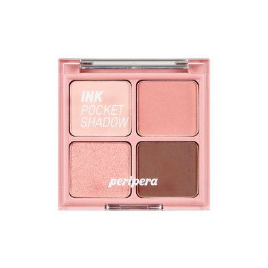 PERIPERA Ink Pocket Shadow Palette (AD) #02 Once Upon A Pink [EXP: 04/2023]