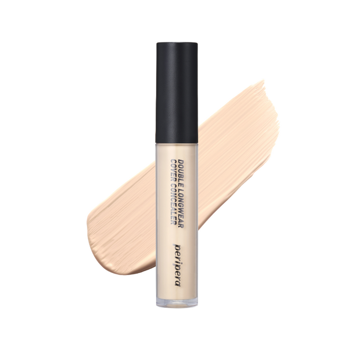 [NEW ARRIVAL] PERIPERA Double Longwear Cover Concealer [3 Shades to Choose]