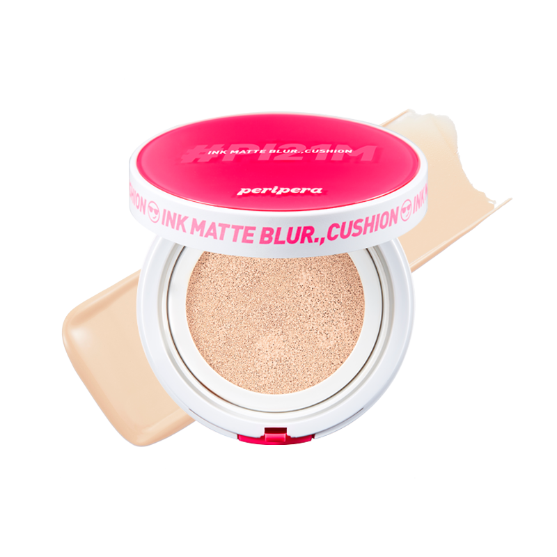 [BEST BUY] PERIPERA Ink Matte Blur Cushion [3 Shades to Choose]