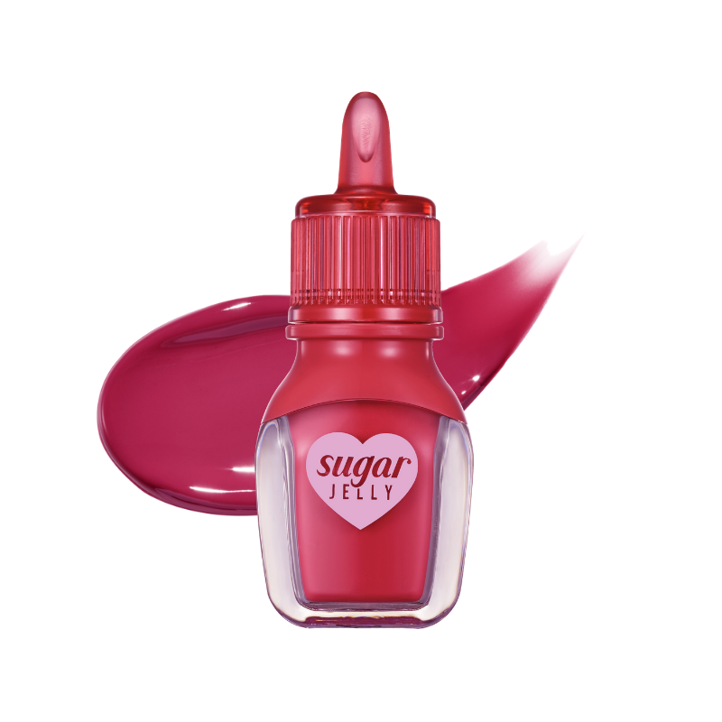 [BEST BUY] PERIPERA Sugar Jelly Tint [5 Colors to Choose]
