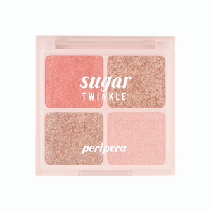 PERIPERA Sugar Twinkle Glitters Pallete (MOODBLANK COLLECTION)