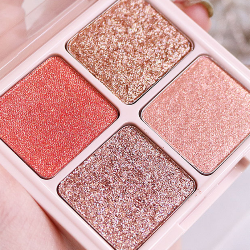PERIPERA Sugar Twinkle Glitters Palette (MOODBLANK Collection) [EXP: 02/2022]
