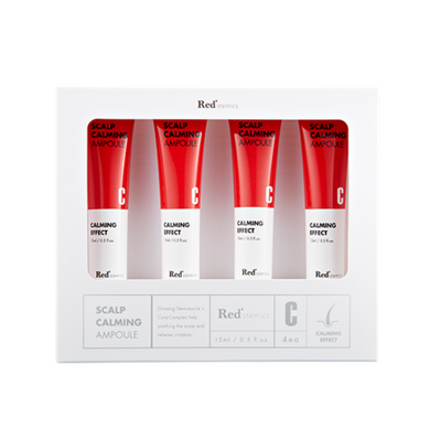 [NEW ARRIVAL] REDSTEMICS Scalp Calming Ampoule 15ml x 4