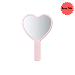 Load image into Gallery viewer, [FREE GIFT] PERIPERA Pink Moment Hand Mirror