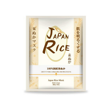 SINCERE LAURA Japan Rice Essence Mask
