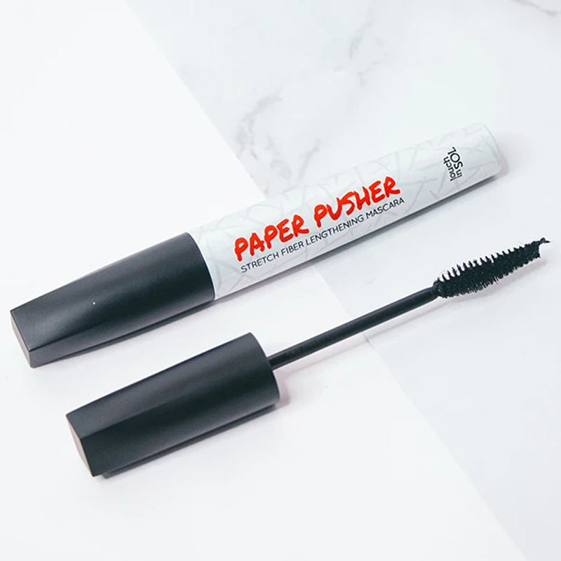 [CLEARANCE] TOUCH IN SOL Paper Pusher Stretch Fiber Lengthening Mascara [EXP: 07/2021]