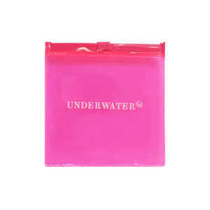 [FREE GIFT] UNDERWATER Square Pink Pouch