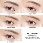 Load image into Gallery viewer, CLIO Kill Brow Waxless Powder Pencil [5 Colors to Choose]