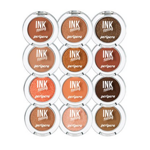 [BEST BUY] PERIPERA Ink Fitting Shadow [26 Colors to Choose]