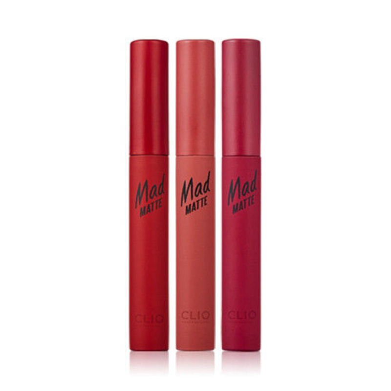 [CLEARANCE] CLIO Mad Matte Tint [12 Colors To Choose]