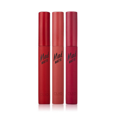 CLIO Mad Matte Tint [12 Colors To Choose]