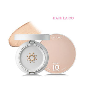 [BEST BUY] BANILA CO Cover 10 Real Stay Cushion [3 Shades to Choose]